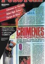 Crímenes en portada