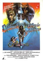 Cromwell, el rey de los bárbaros (1982)