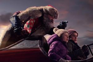Un encuentro con Santa Claus