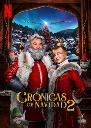 Crónicas de Navidad: Segunda parte