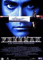 Crying Freeman: los paraísos perdidos