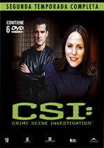 CSI: Las Vegas (2ª temporada)