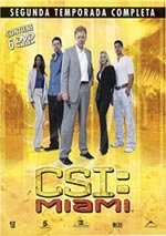 CSI: Miami (2ª temporada)