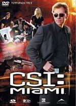 CSI: Miami (3ª temporada)