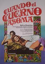 Cuando el cuerno asoma (1972)