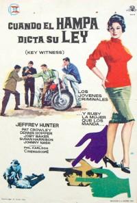 Cuando el hampa dicta su ley (1960)