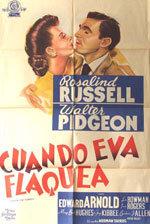Cuando Eva flaquea (1941)