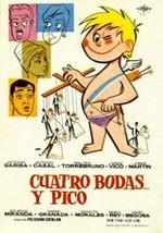 Cuatro bodas... y pico (1963)