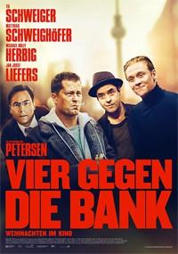 Cuatro contra el banco (2016)