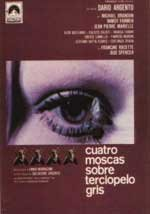 Cuatro moscas sobre terciopelo gris (1971)