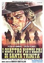 Cuatro pistoleros de Santa Trinidad (1971)