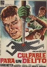 Culpable para un delito (1966)