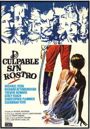 Culpable sin rostro (1975)
