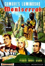 Cumbres luminosas. Montserrat (1957)