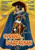 Cyrano y D'Artagnan