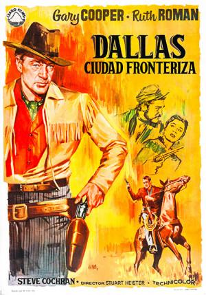 Dallas, ciudad fronteriza (1950)