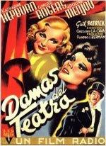 Damas del teatro (1937)