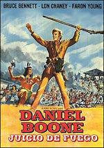 Daniel Boone, juicio de fuego (1956)