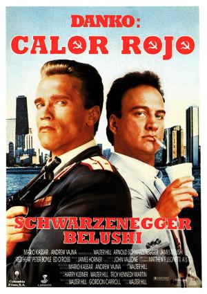 Danko: Calor rojo (1988)