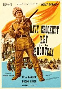 Davy Crockett, rey de la frontera