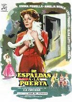 De espaldas a la puerta (1959)