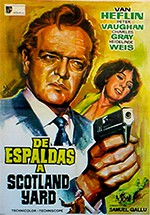 De espaldas a Scotland Yard (1967)