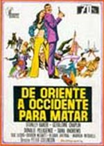 De Oriente a Occidente para matar (1972)