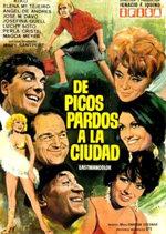 De picos pardos a la ciudad (1969)
