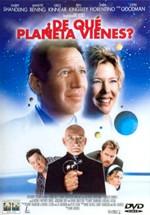 ¿De qué planeta vienes? (2000)