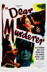Dear Murderer (1947)
