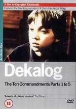 Decálogo, cinco (1989)
