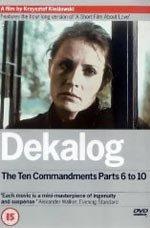 Decálogo, ocho (1989)