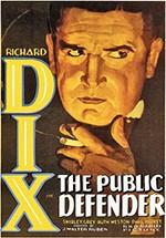¿Delincuente? (1931)
