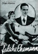 Der Falsche Ehemann (1931)