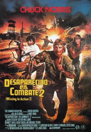 Desaparecido en combate 2 (1985)
