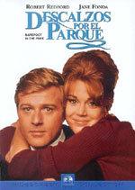 Descalzos por el parque (1967)
