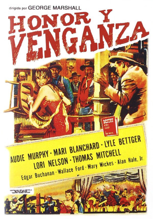 Honor y venganza (1955)