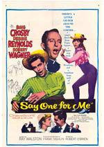 Di uno por mí (Say One for Me) (1959)