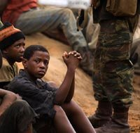 Infancia africana