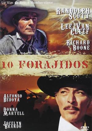 Diez forajidos (1955)
