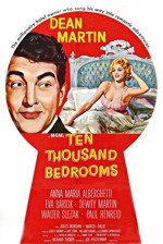 Diez mil dormitorios