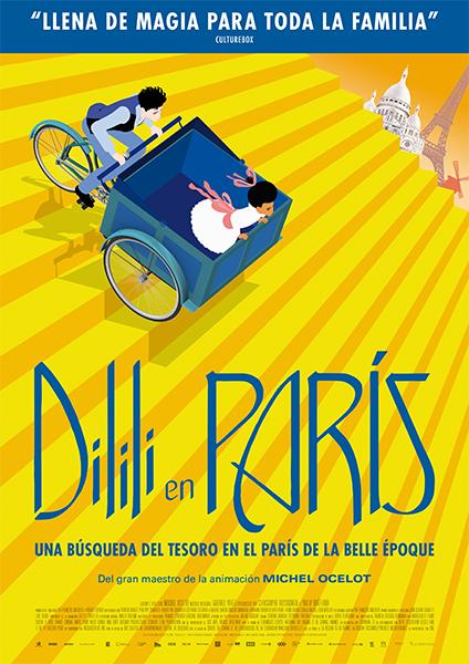Dilili en París (2018)