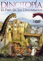 Dinotopía. El país de los dinosaurios.