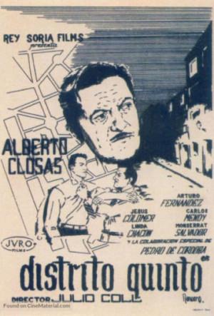 Distrito quinto (1957)