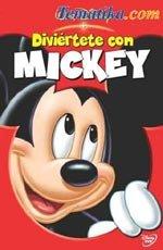 Diviértete con Mickey