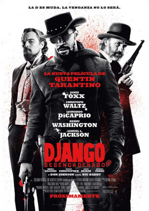 Django desencadenado (2012)