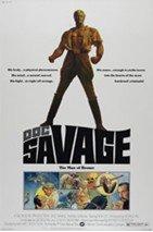 Doc Savage, el hombre de bronce