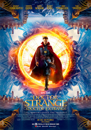 Doctor Strange (Doctor Extraño) (2016)