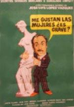 Doctor, me gustan las mujeres, ¿es grave? (1973)