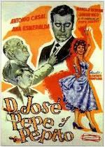 Don José, Pepe y Pepito (1961)